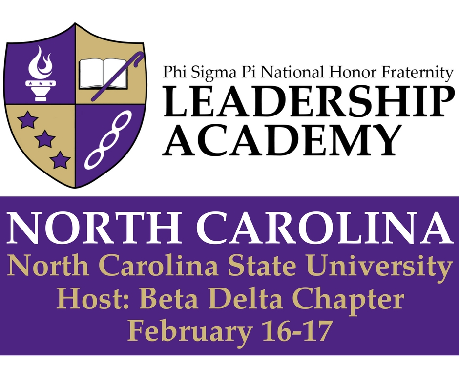 Leadership Academy 2018 - North Carolina