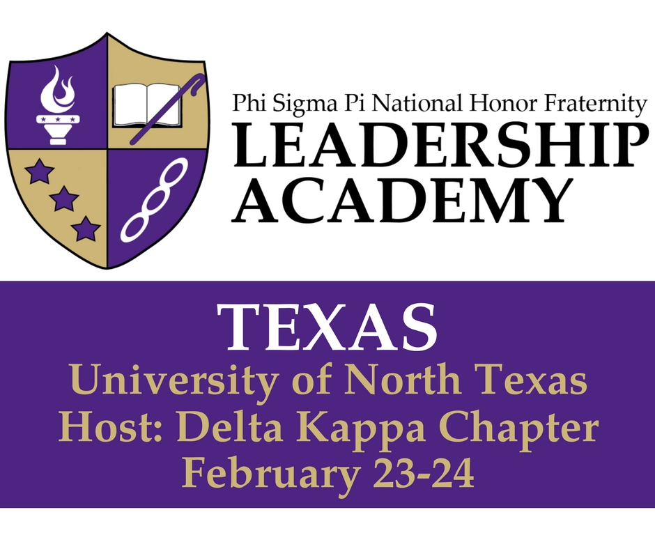 Leadership Academy 2018 - Texas